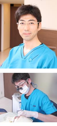 水尻 大希 歯科医師 あおばヒロ歯科クリニック 院長